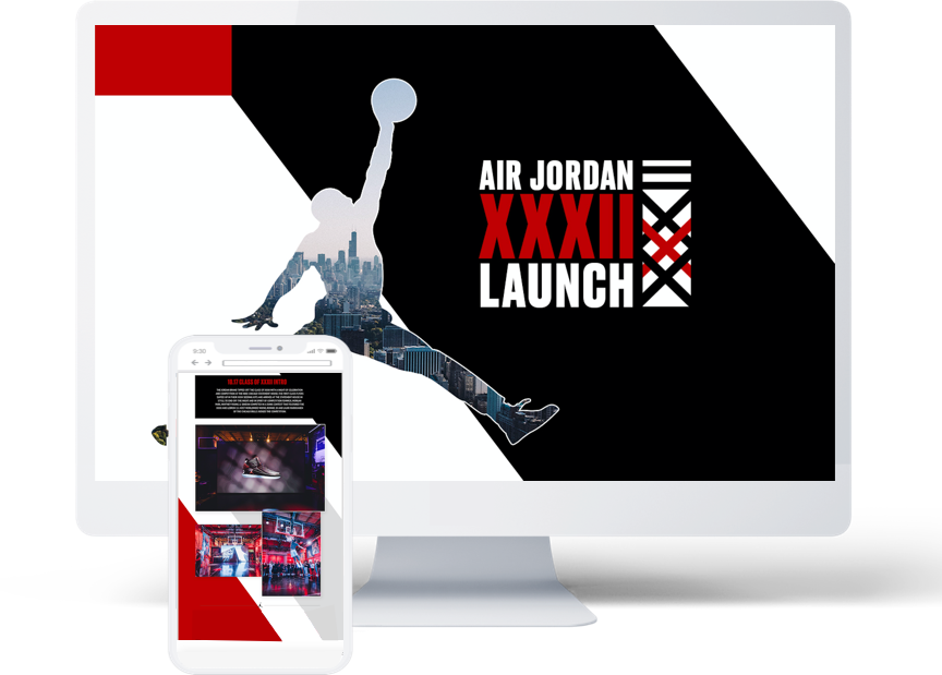jordan screen mac