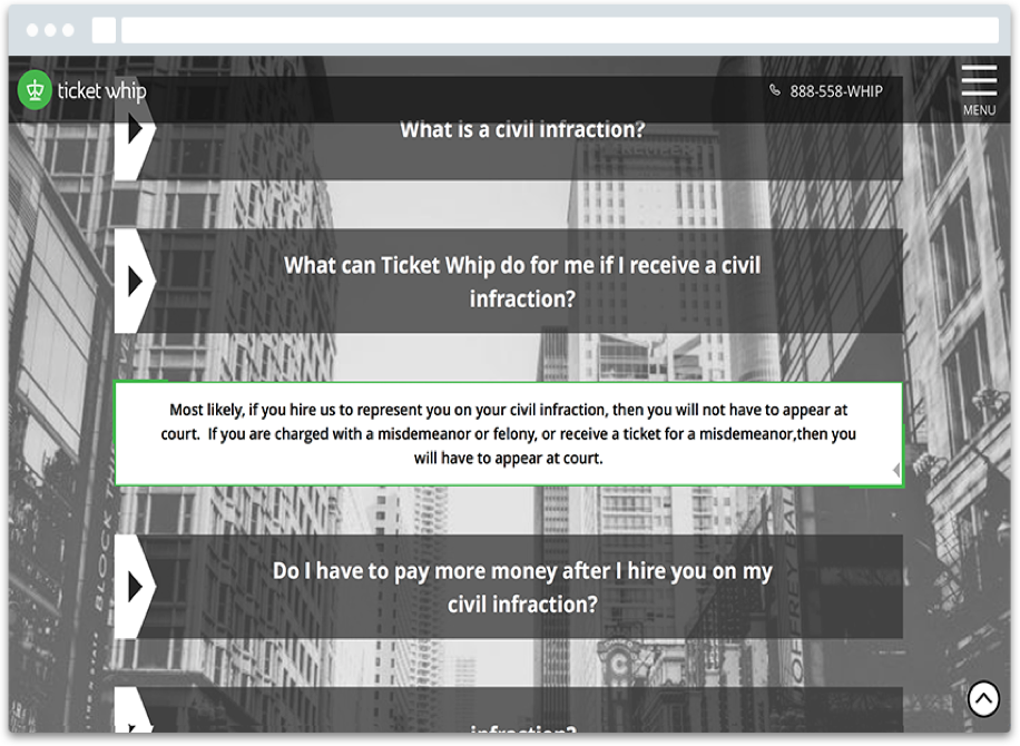 mac screen ticketwhip