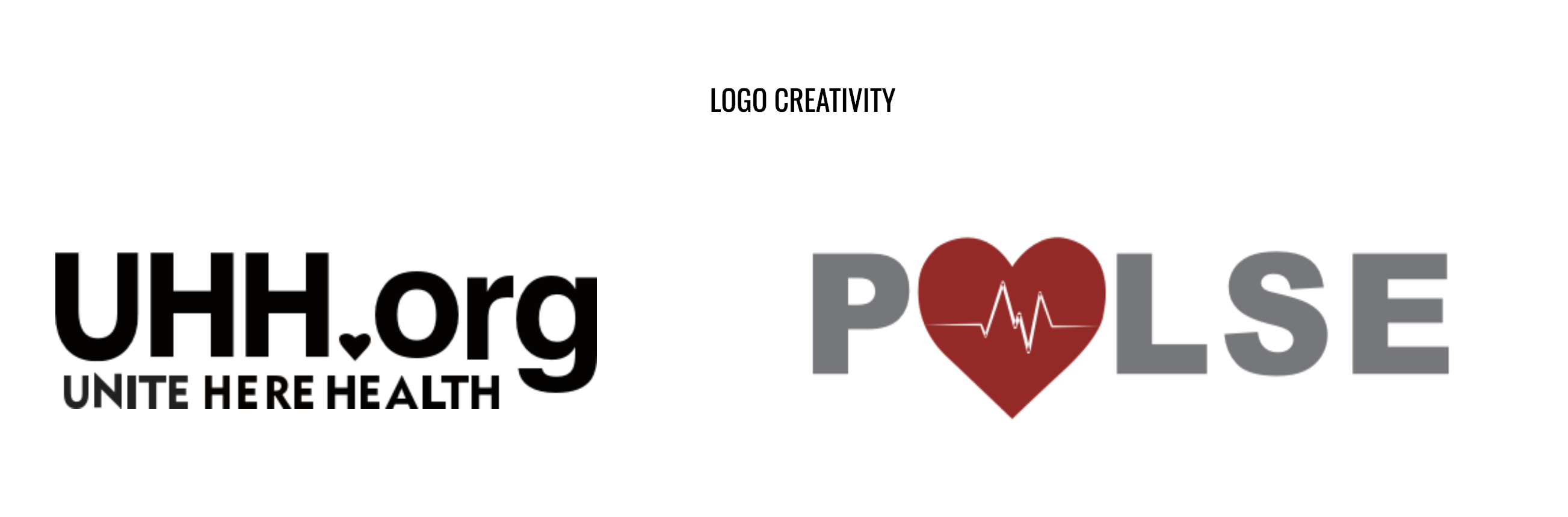 logo creativity UHH